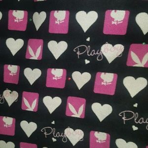Play boy blanket